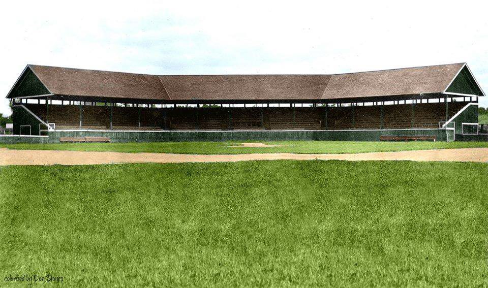 From Legends to Little League – the story of Parkhurst Field located in upstate New York