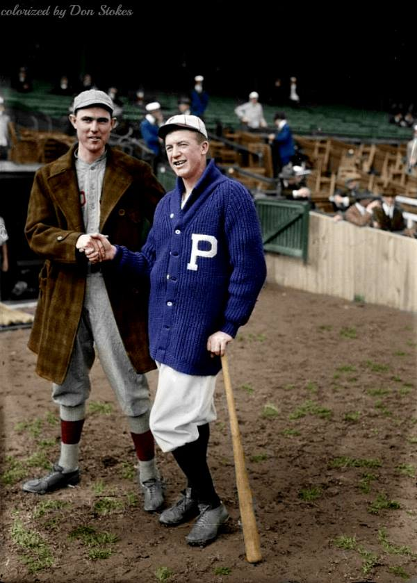 """Old Pete"" Alexander and Ernie Shore: Starters in Game One of the1915 World Series"