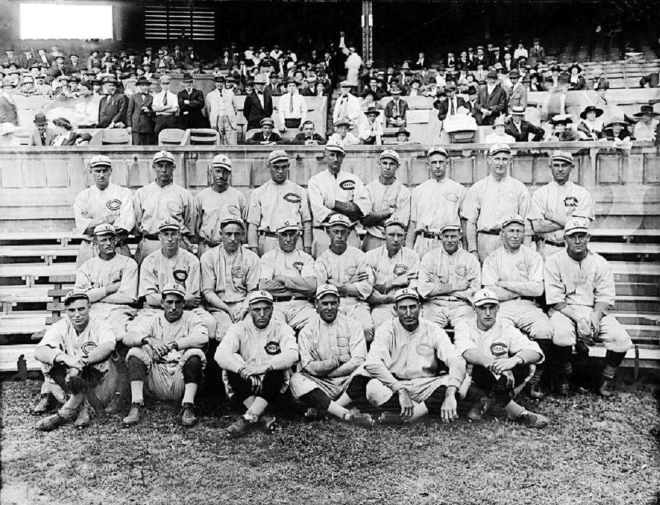 6ac90b8910af Another Look at the 1919 World Series: The Cincinnati Reds - Old ...