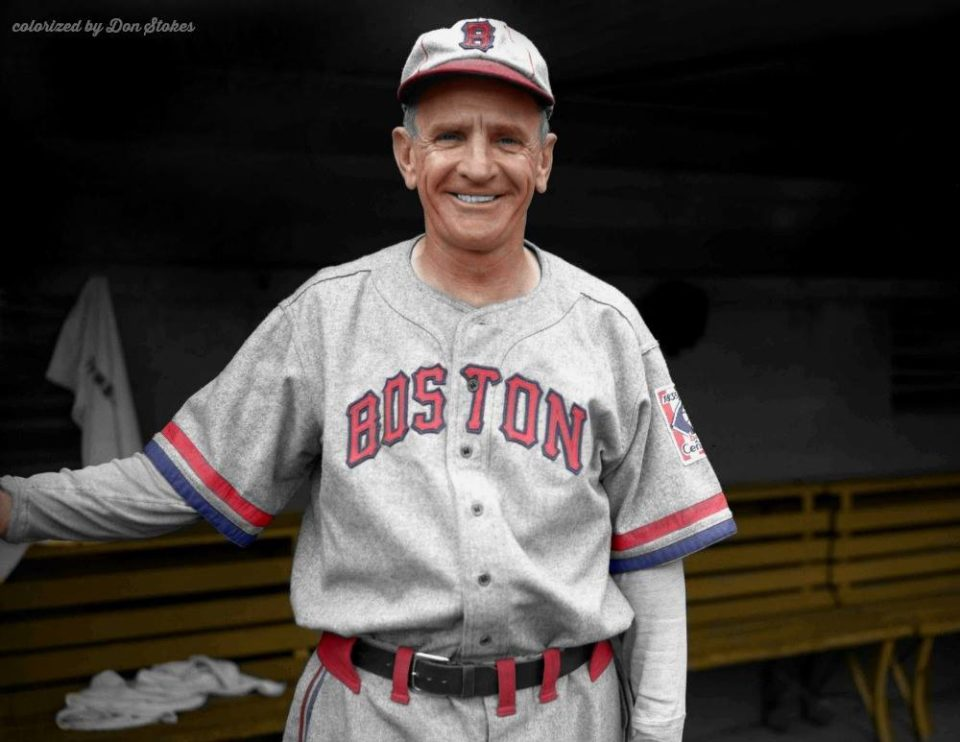 Casey Stengel, Boston Bees, 1939 – Before he took the helm of the Yankees, managing was a rough ride for Casey