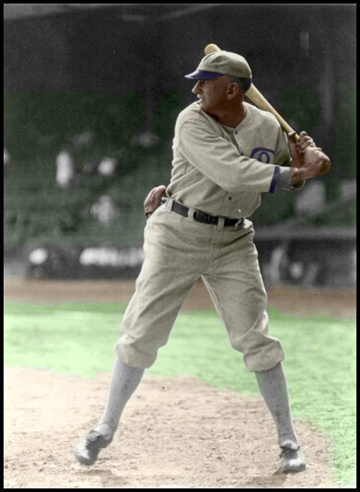 Shoeless Joe Jackson, Chicago White Sox, 1920 – His finest year might have been his last one before lifelong suspension