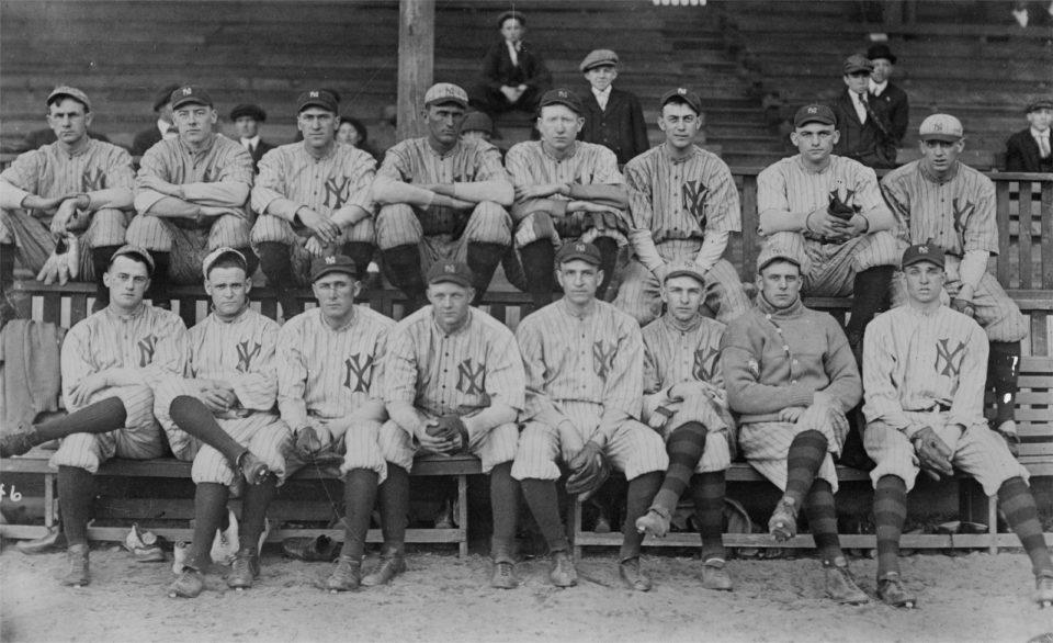 Salute to the Dead Ball Era: 1916 Yankees