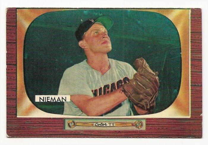 "More ""15 Minutes of Baseball Fame"" – Journeyman Bob Nieman!"