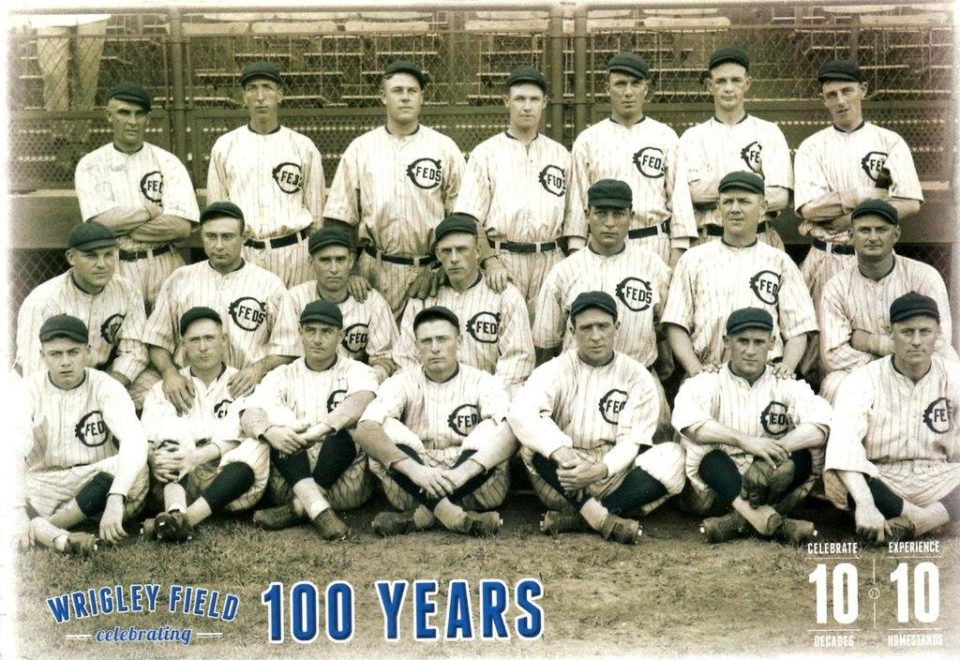 The 1914 Federal League Chi-Feds