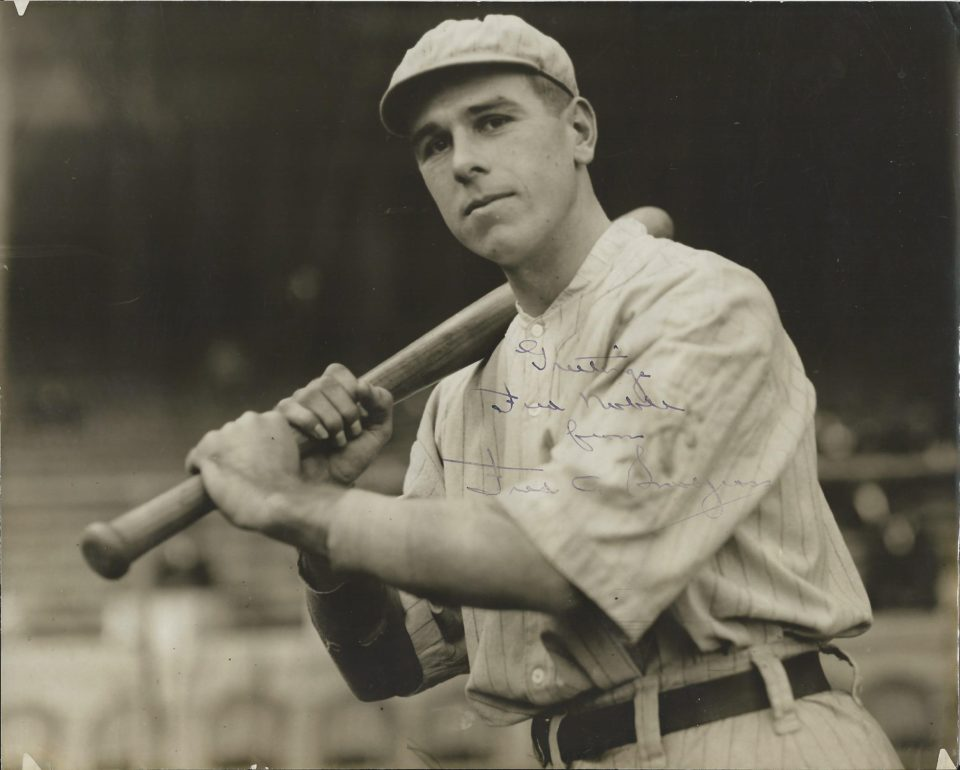 """Fred Snodgrass and the '$30,000 Muff"""" in the 1912 World Series"""