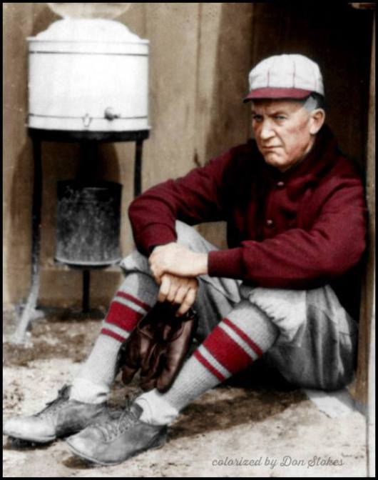 """The Classic 1926 World Series: Was """"Old Pete"""" Alexander Sleeping Off A Hangover In The Bullpen?"""