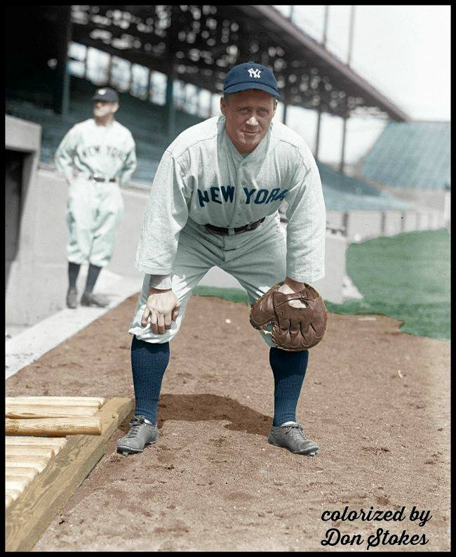 We're contacted by Relative of the Great Dead Ball Era Catcher, Wally Schang!