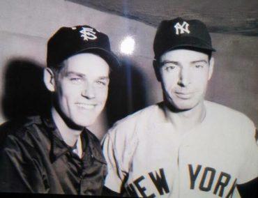 We're Contacted by Grandson of Former Major Leaguer, Ken Lehman!