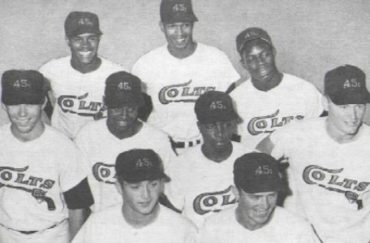 The All Rookie Starting Lineup!  September 27, 1963