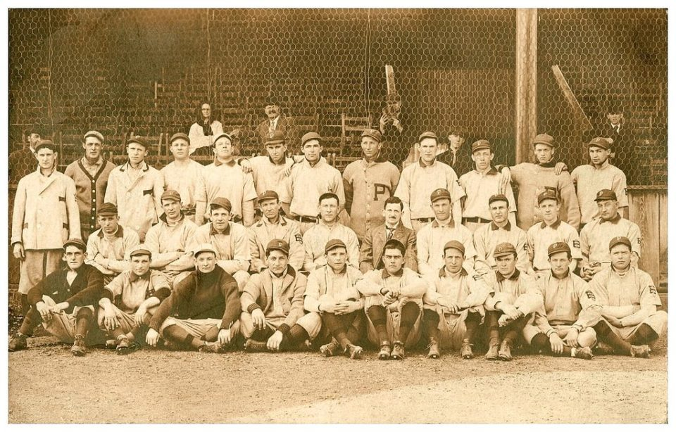 Let's Dive Into the Dead Ball Era Again! The 1910 Pittsburg Pirates!