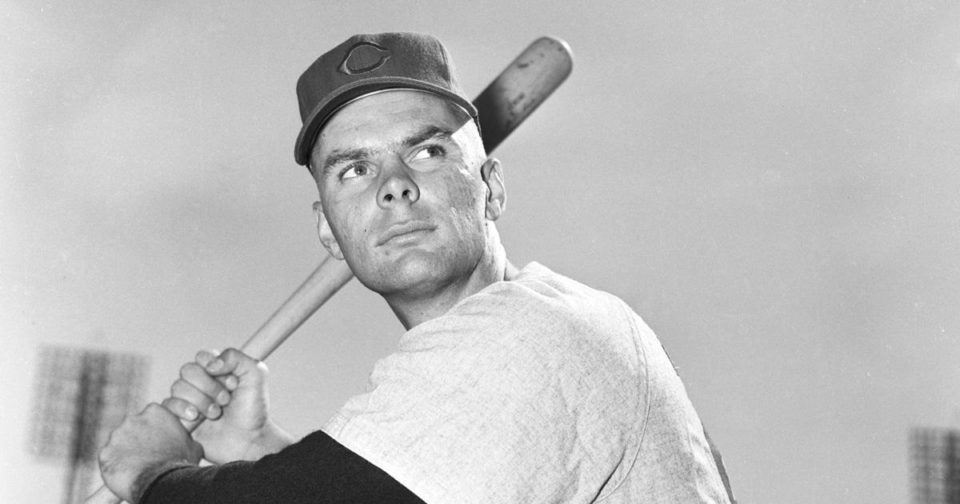 Let's Remember Jerry Kindall, Former Major Leaguer and Legendary College Coach.