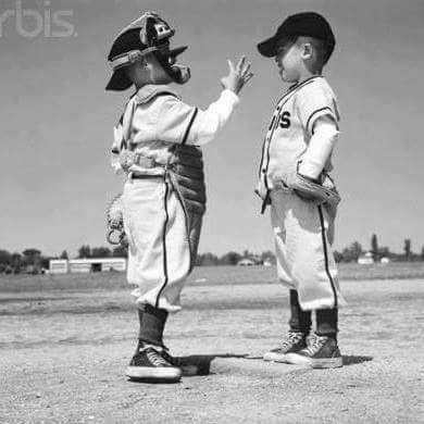"""From the Lighter Side! """"Four Fingers Means the Fastball, Dummy!"""""""