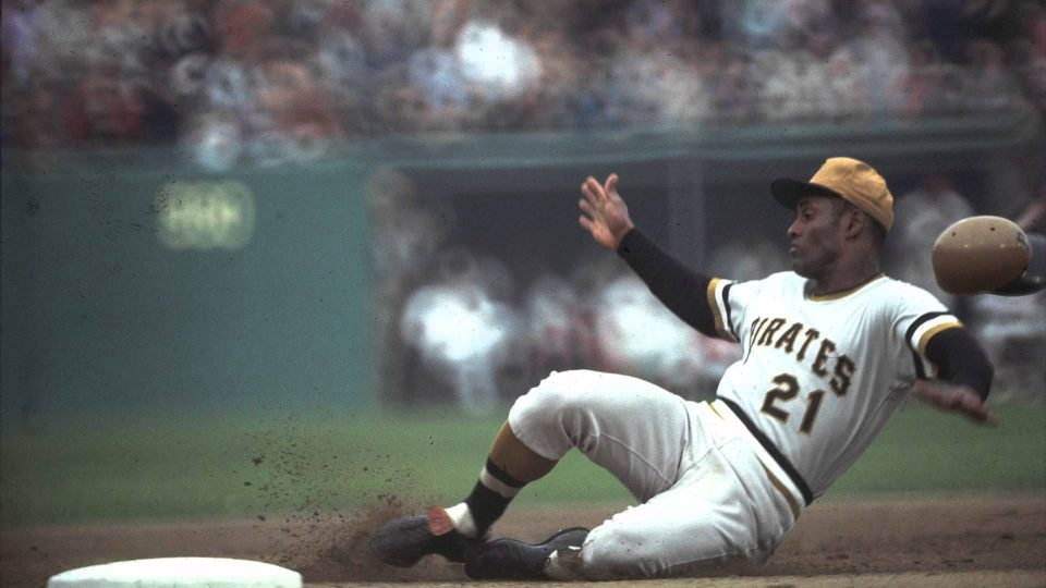 Salute to Roberto Clemente