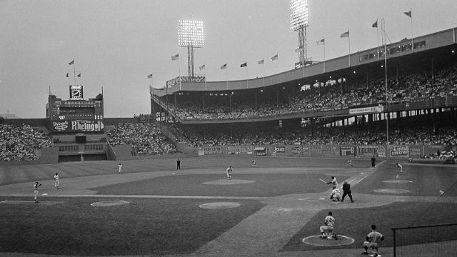 Photo uncovered of Willie Mays and Giants return to the Polo Grounds for first time since they left for San Francisco