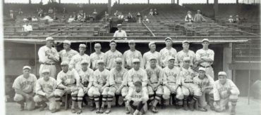 Back to the Dead Ball Era We Go! 1918 Cubs!