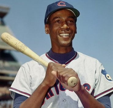 Tribute To Ernie Banks (January 31, 1931- January 23, 2015)