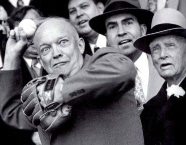 """It's President Day! Let's Recall President Eisenhower's """"Baseball Secret"""""""