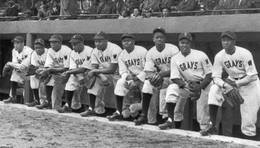 Another Chapter In Our Month-Long Salute to the Negro Leagues: The Homestead Grays
