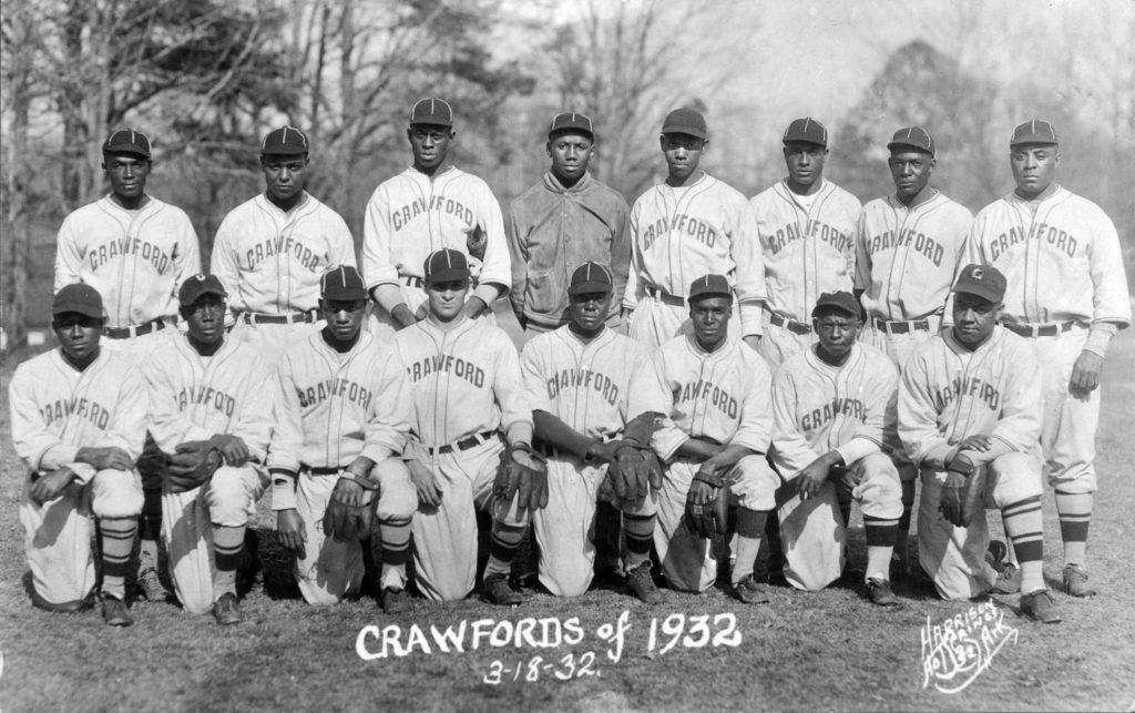 1932-'35 Pittsburgh Crawfords: One of the Greatest Teams Ever!