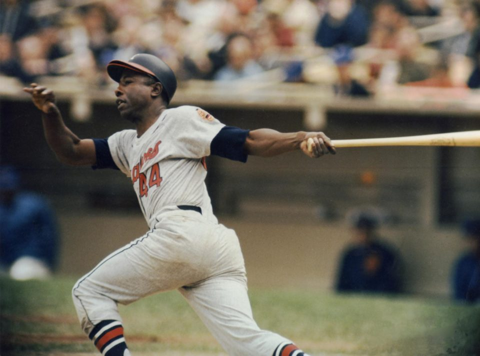 "Our Annual Birthday Tribute to ""Hammerin' Hank"" Aaron"