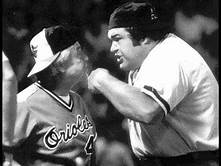 From the Lighter Side! The Long-Lost Manager-Umpire Heated Argument! - Baseball History Comes Alive!